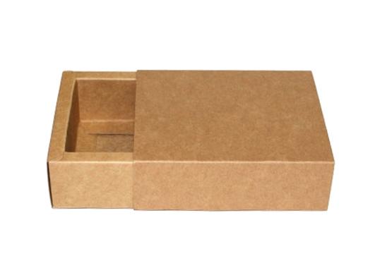 Standard Size Kraft Paper Box (10 Sizes)