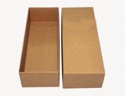 25*6*9.5cm Standard Size Color Paperboard Box (4 colors, 2 sizes) Image 1